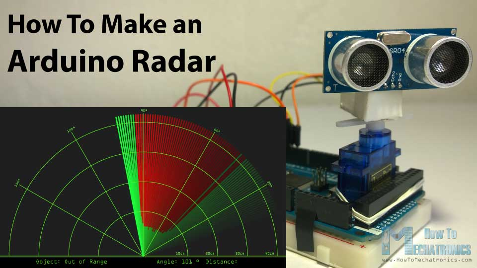 Arduino Radar Project