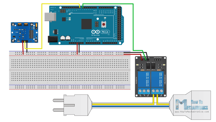 Pleasant How Pir Sensor Works And How To Use It With Arduino Wiring 101 Vieworaxxcnl
