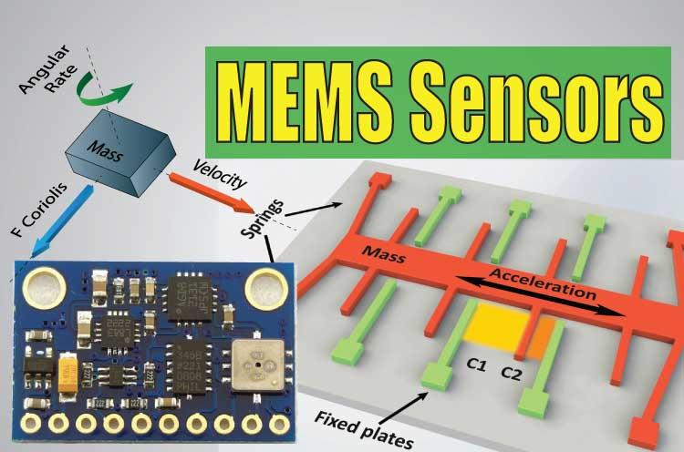 MEMS Accelerometer Gyroscope Magnetometer & Arduino