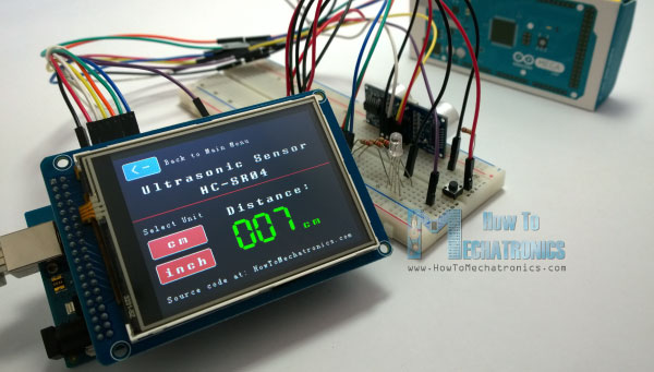 Arduino tft lcd touch shield code wiring diagrams