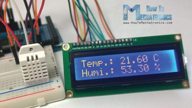 DHT11-DHT22-Sensor-Temperature-and-Humidity-Tutorial
