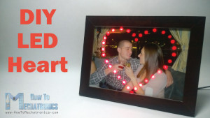 DIY-LED-Heart-Photo-Frame-Arduino-Project