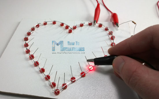 LED-Photo-Frame---Checking-LEDs