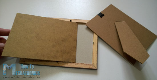 LED-Photo-Frame-and-Fiberboard