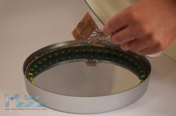Infinity Mirror Assembling Parts