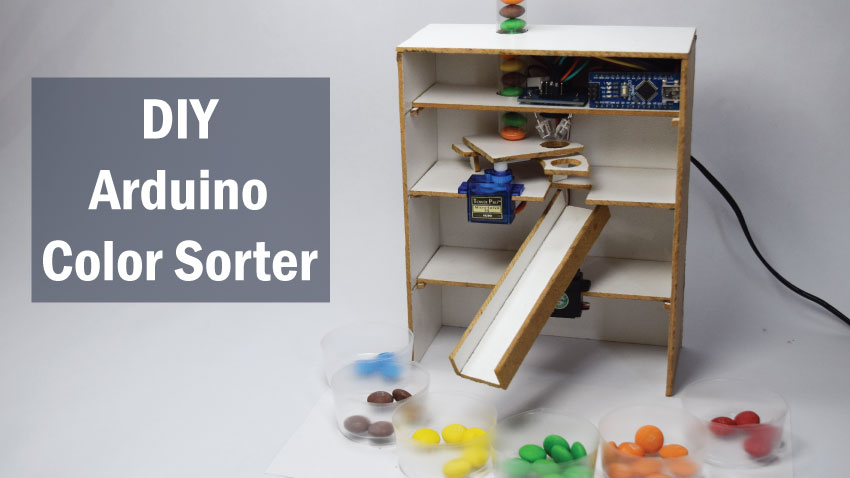 15 arduino projects ideas with diy instructions howtomechatronics arduino color sorter project color sorting machine solutioingenieria Images