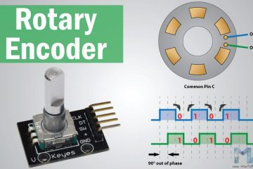 How To Control Stepper Motor with A4988 Driver and Arduino