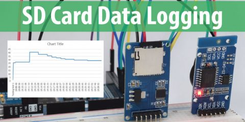 Arduino SD Card and Data Logging to Excel Tutorial