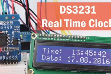 Arduino and DS3231 Real Time Clock Tutorial