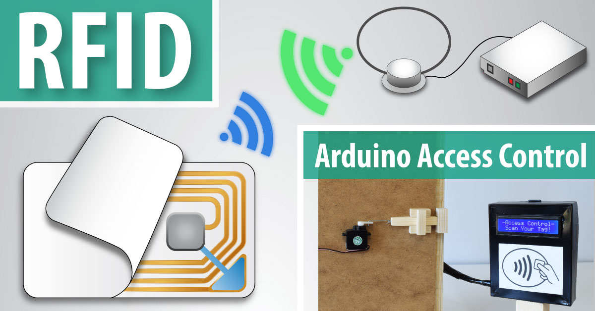 rfid security access control system project pdf