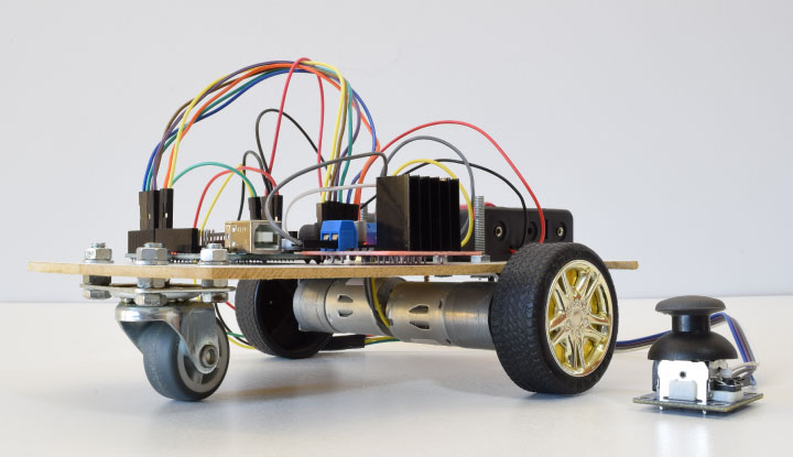 Arduino Robot Car Project