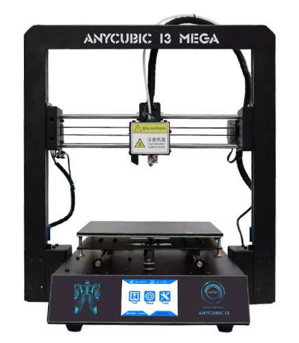 Best 3D Printer under $400 - Anycubic i3 Mega