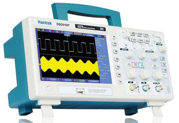 Hantek DSO5102P - Best Cheap Oscilloscope