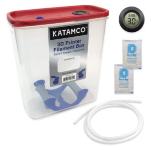 Top 15 Must-Have 3D Printer Accessories and Tools 2 - Filament Box by Katamco