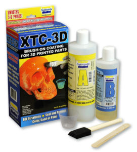 Top 15 Must-Have 3D Printer Accessories and Tools 20 - Solutions for Better Finish - XTC-3D High Performance 3D Print Coating
