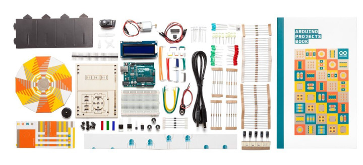 1. The Official Arduino Starter Kit