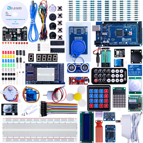 2. Elegoo Mega 2560 Project Ultimate Starter Kit
