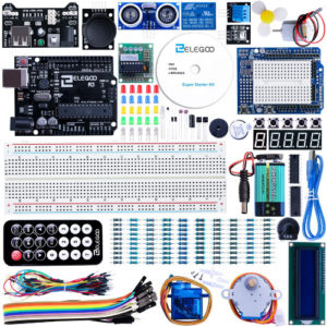 3. Elegoo UNO Project Super Starter Kit