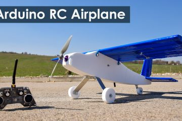 DIy Arduino RC Airplane