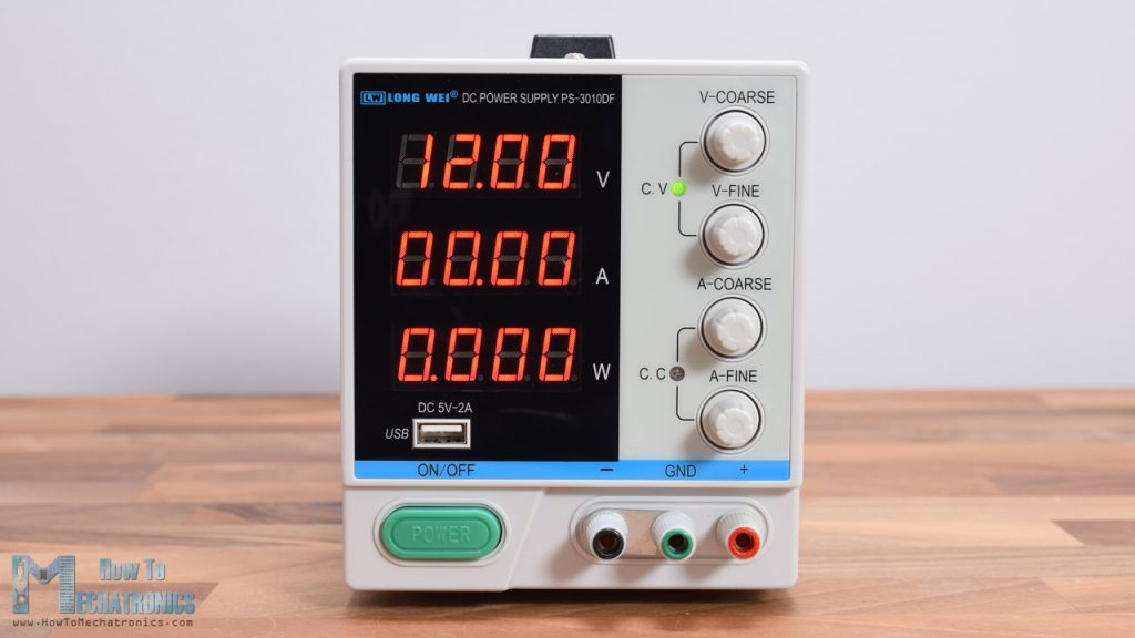 Adjustable DC Power Supply Review
