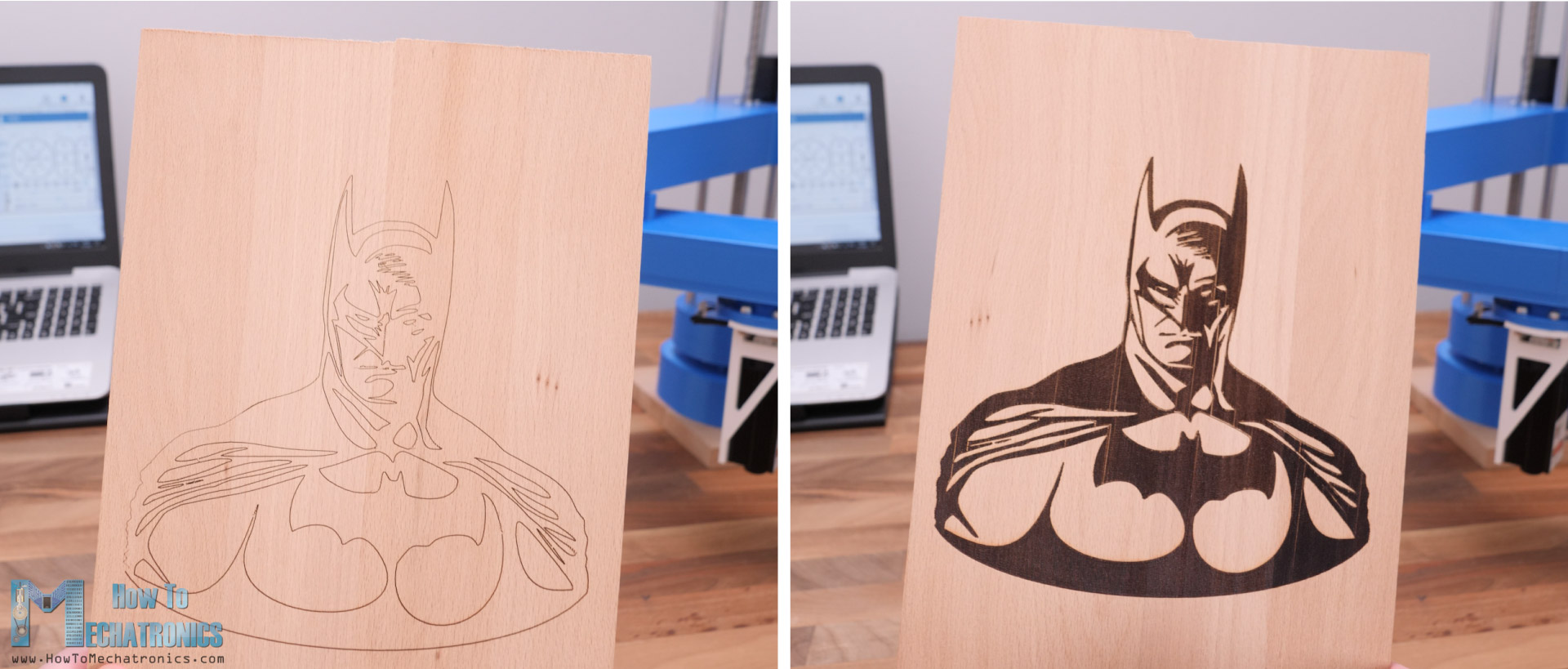 Inkscape-Lasertools plugin for laser engraving - contours only vs infill